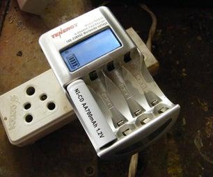 Reviving a Ni-Cad Battery