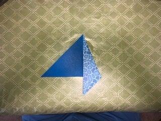 Fold Down Center Line