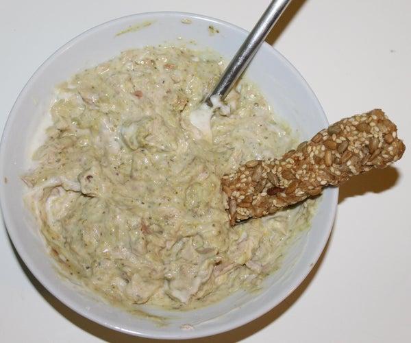 Helen's Salad: Pesto Alla Genovese, Improved