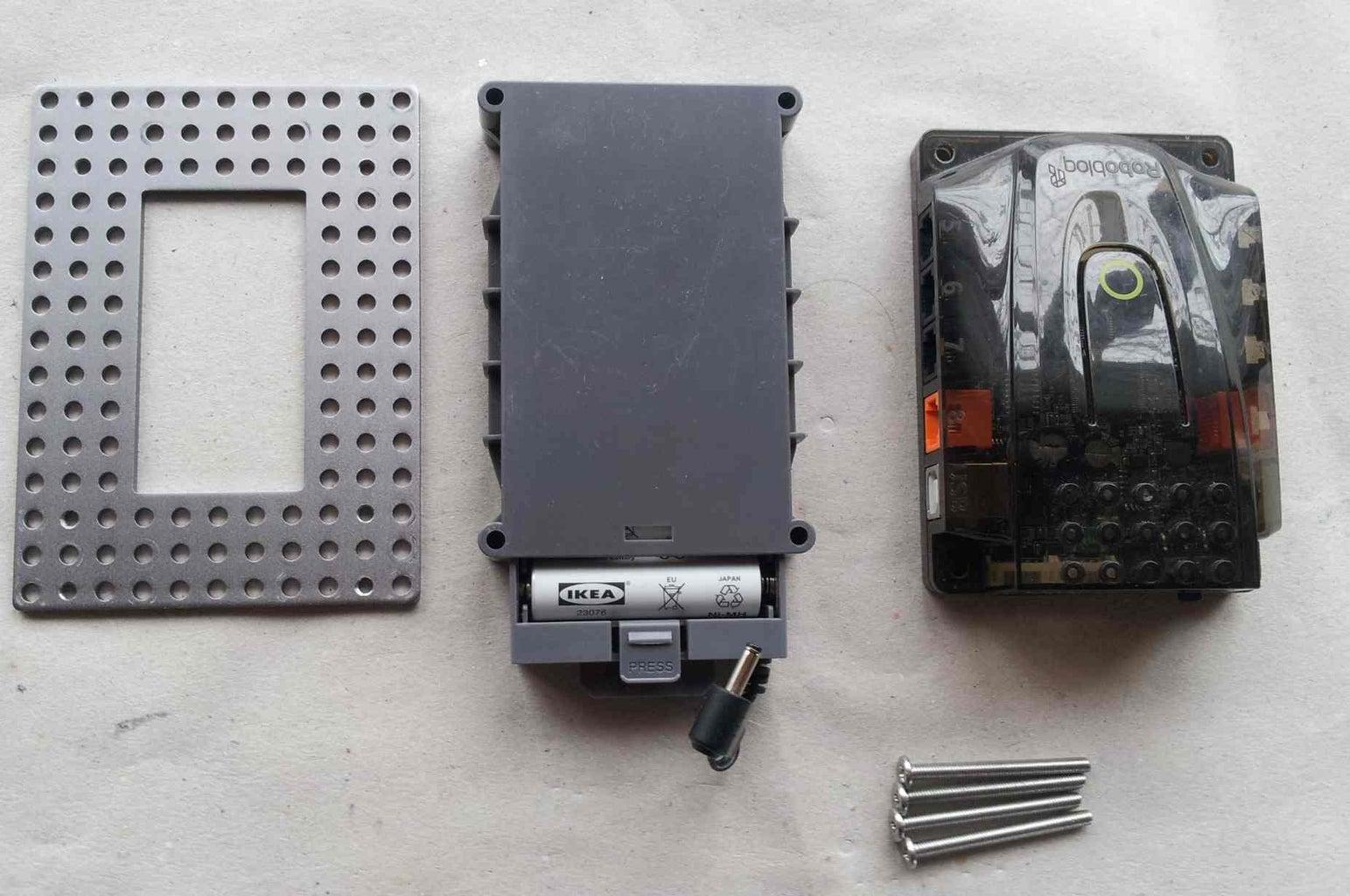 Robot Assembling