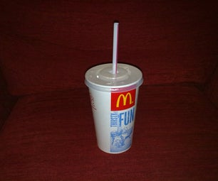 The Mcdonalds Cup Prank.