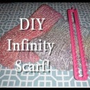 DIY Infinity Scarf!