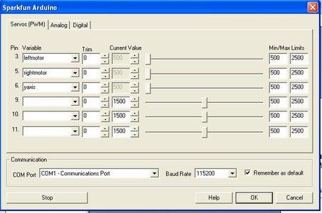 Microcontroller Control