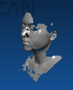 Preparing 3D Scans for 3D Printing, With Rhino and Netfabb Pro