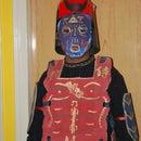My Samurai Halloween costume