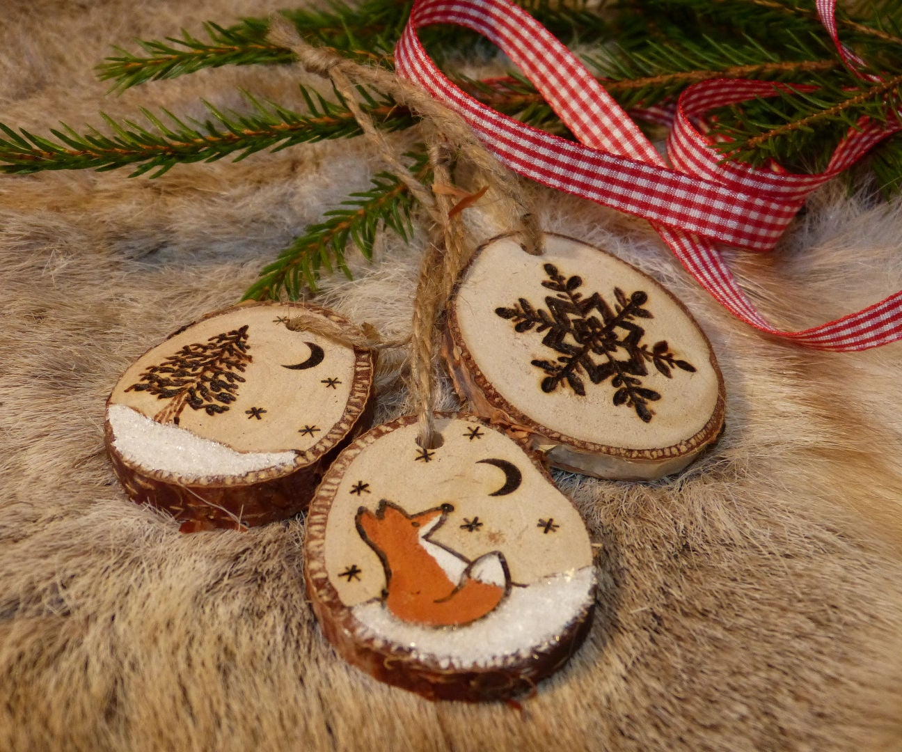 Easy Pyrography Ornaments 8 Steps With Pictures Instructables