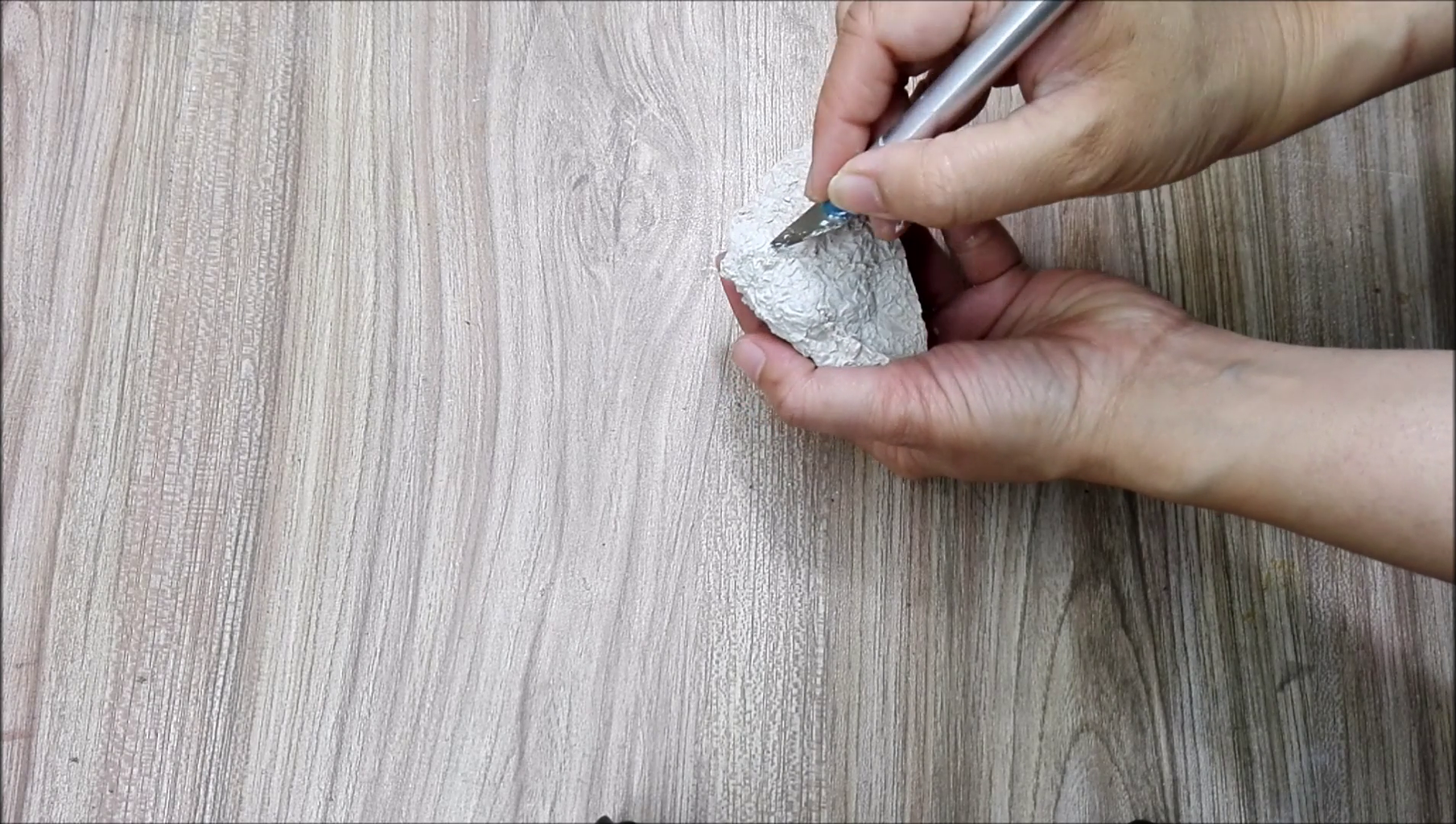 Making of Rocks