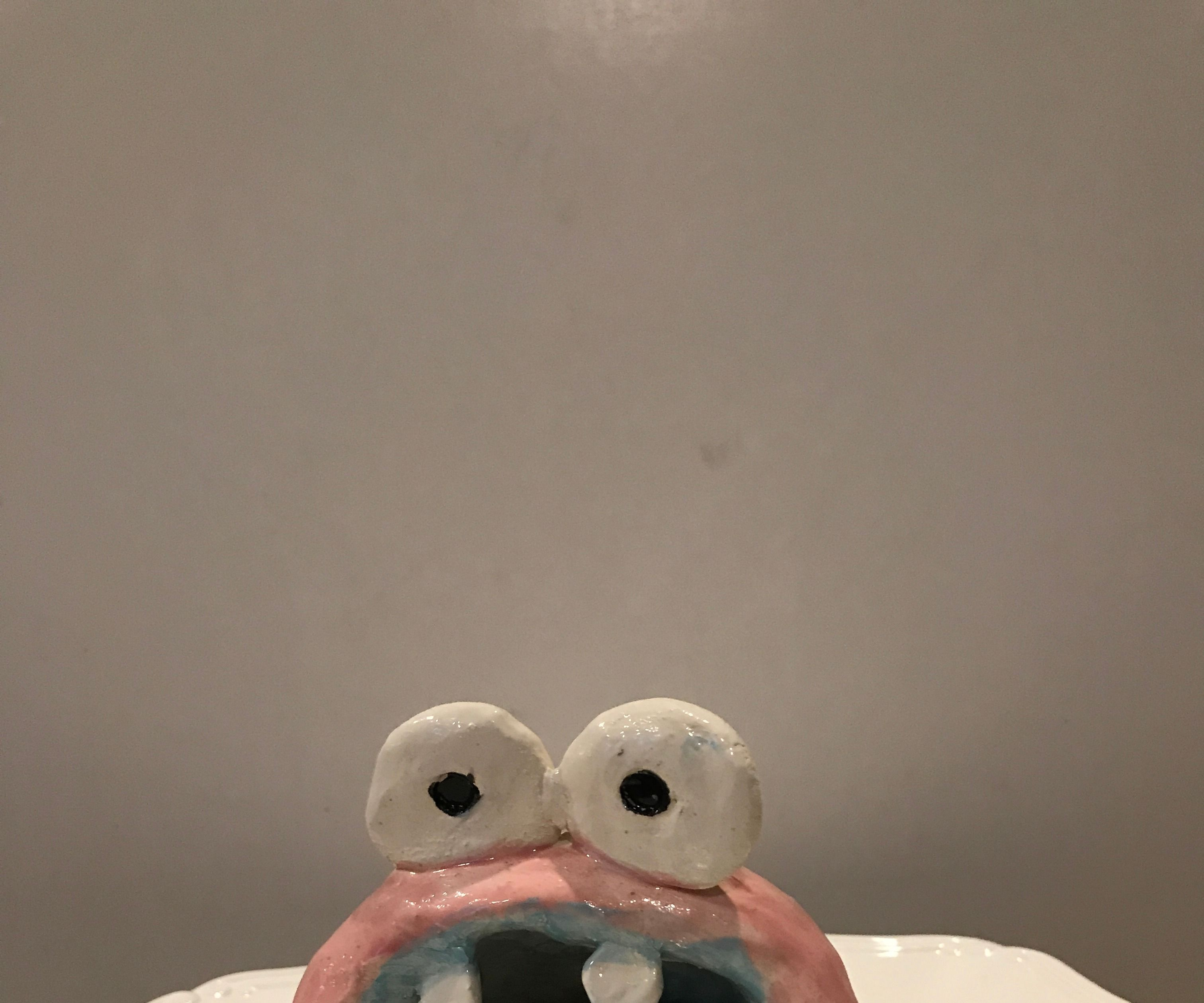 Clay Candy Monster