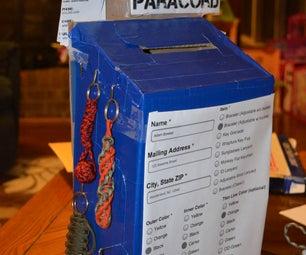Cardboard Suggestion Box