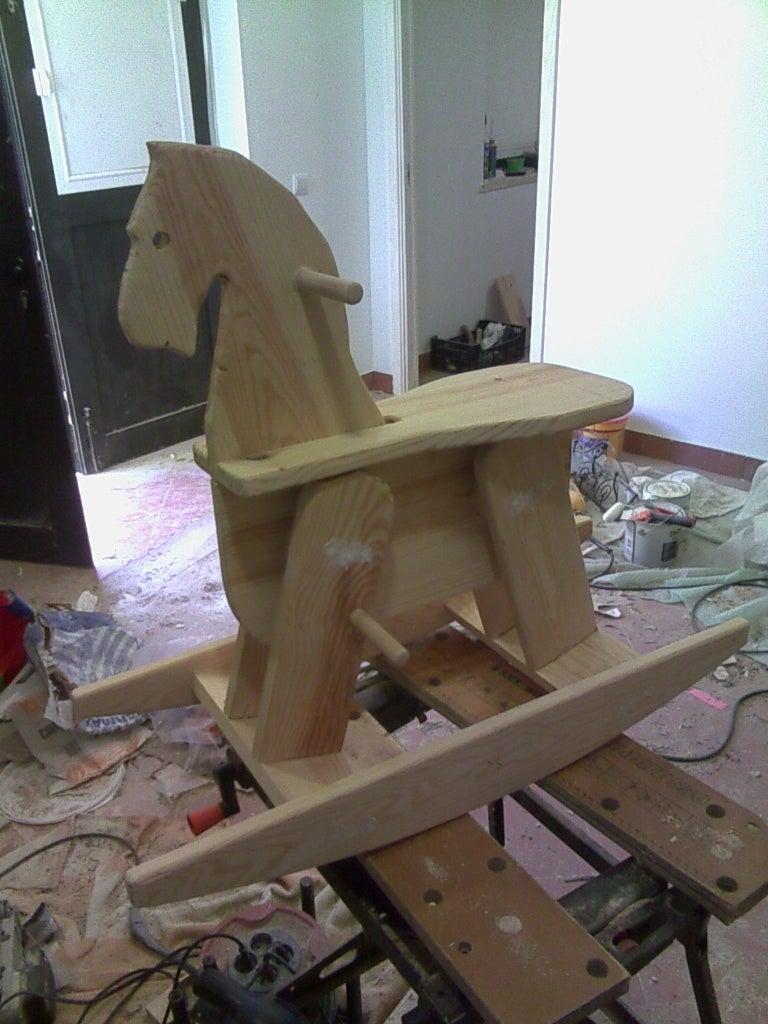 Cutting, Sanding, Assembling, Varnishing