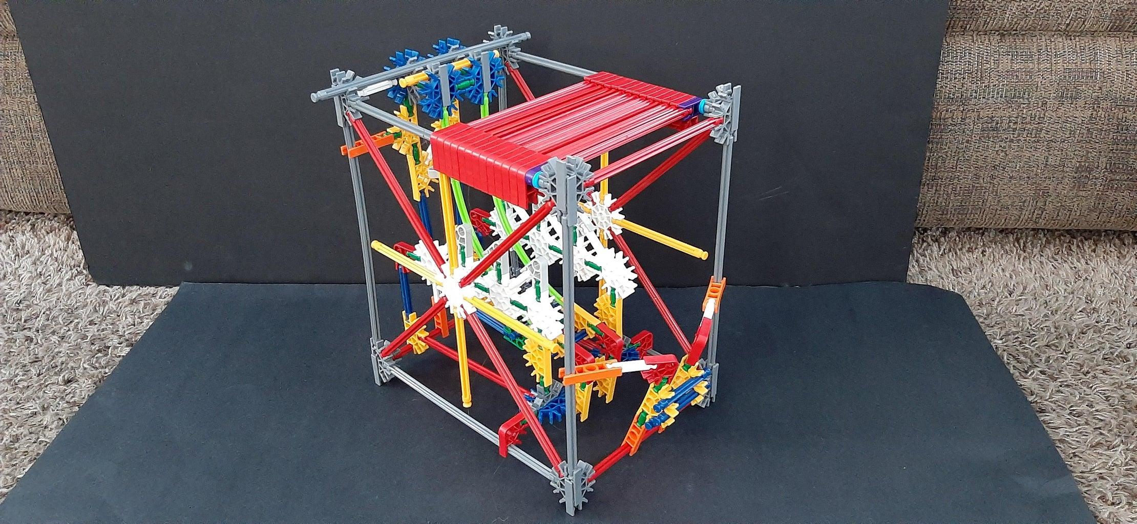 Ball Machine Element #1 Drop
