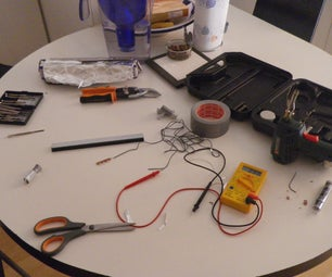 Make an Electronic Device in the Street (IR Pen)