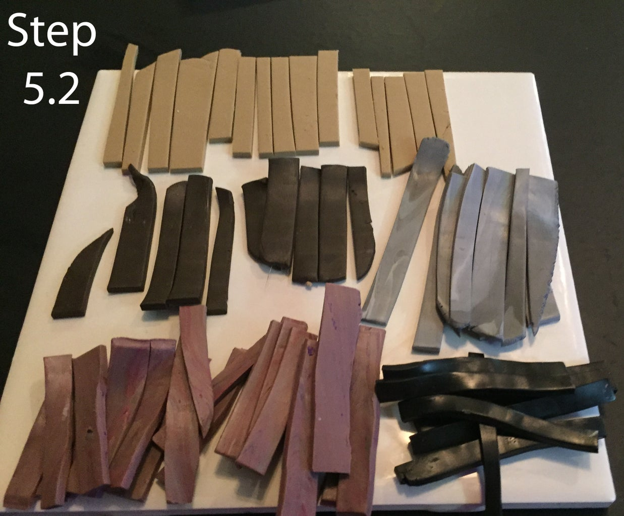 Creating the Wood Grain
