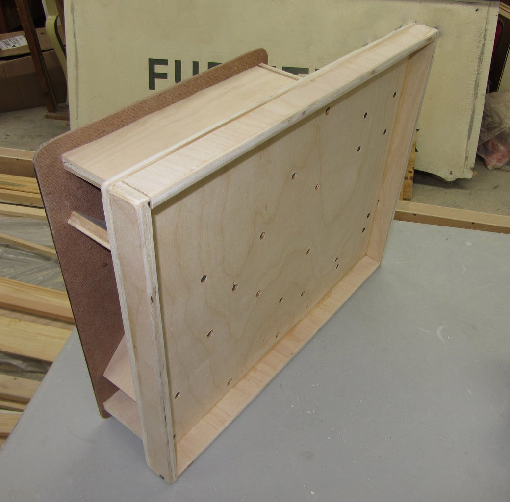 Build a Base for the Jig