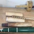 Broken Baseball Bat Golf Putter