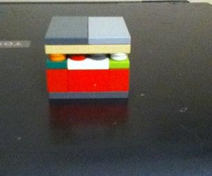 Lego Puzzle Box