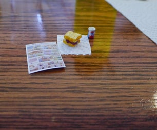 Tiny PB&J Sandwiches!