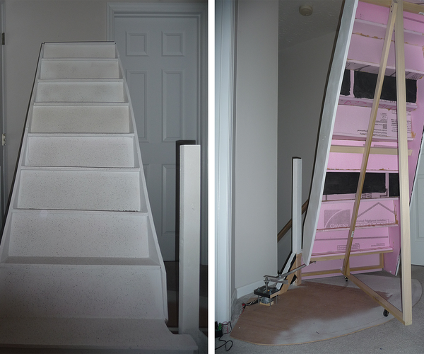 Building Magic Moving Stairs