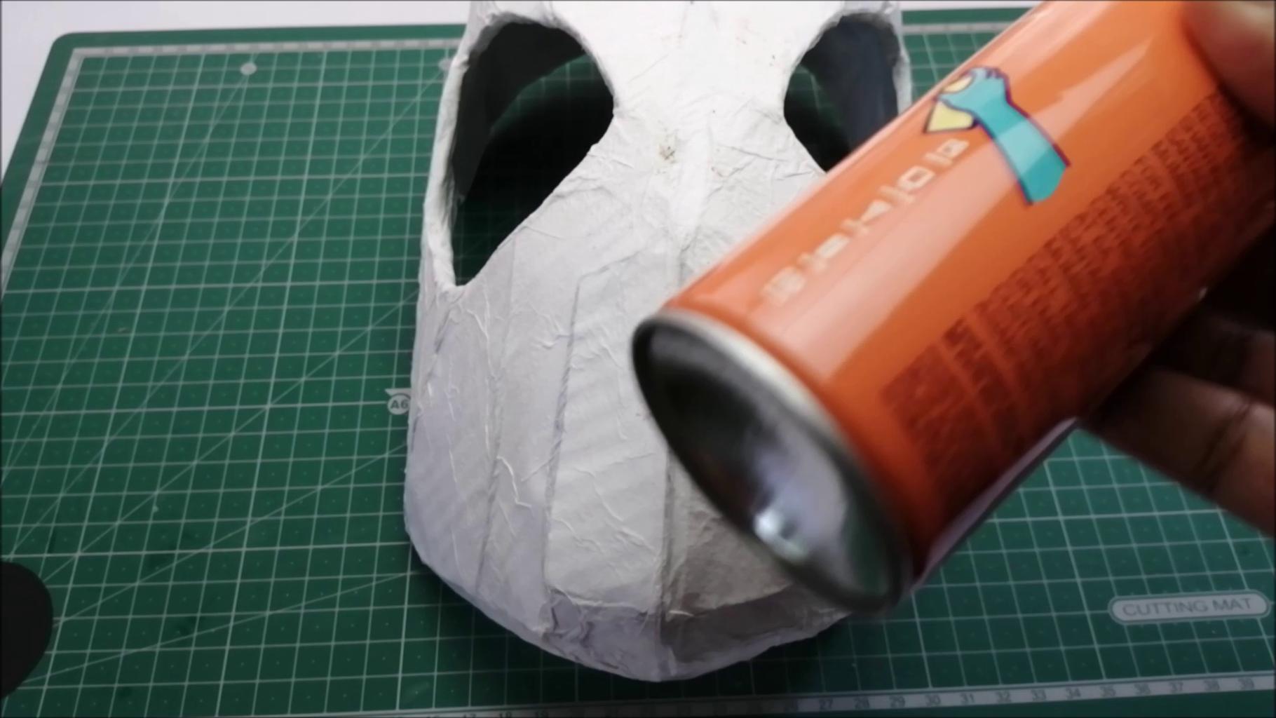 Painting Hardened Shell