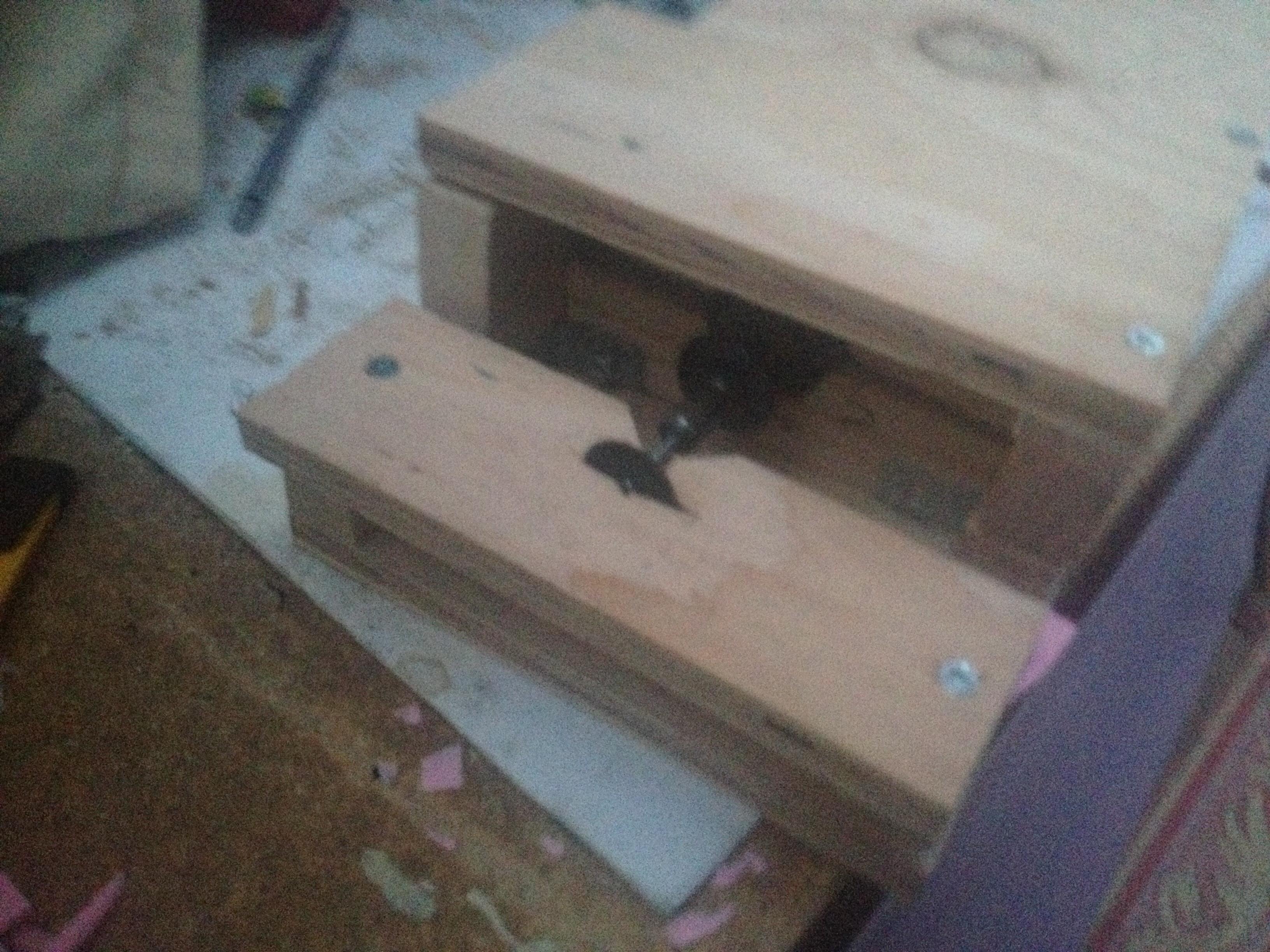 Dremel Saw Table