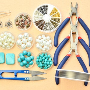 Jewelry Craft Supplies You'll Need in Making the Pearl Bead Necklace: