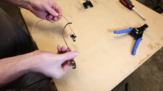 Wire Up the Detonator
