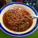 Spicy Beef Chili Cheap & Easy