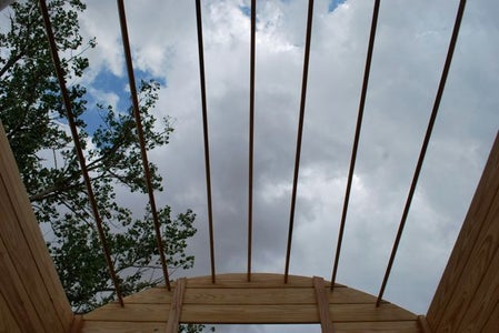 Purlins (Roof Supports)