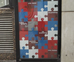PUZZLE WINDOW COVERINGS