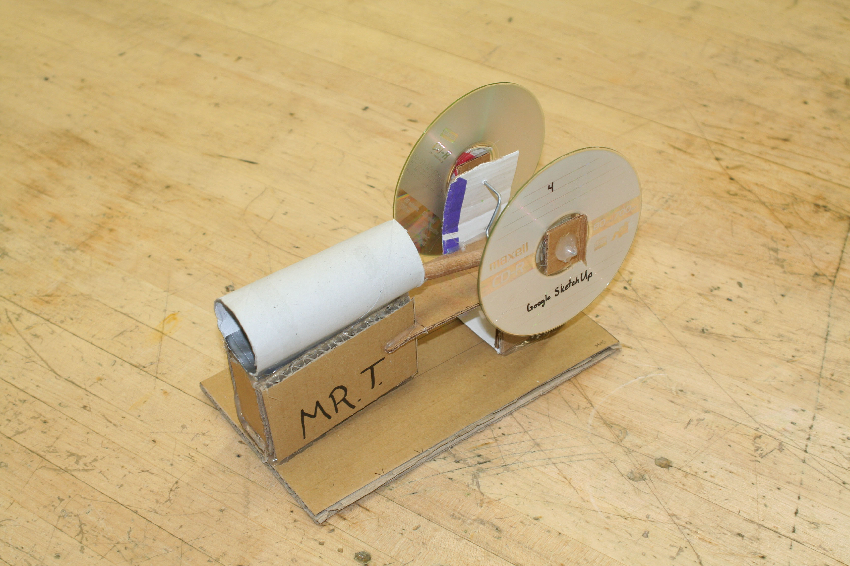 Toilet Paper Engine