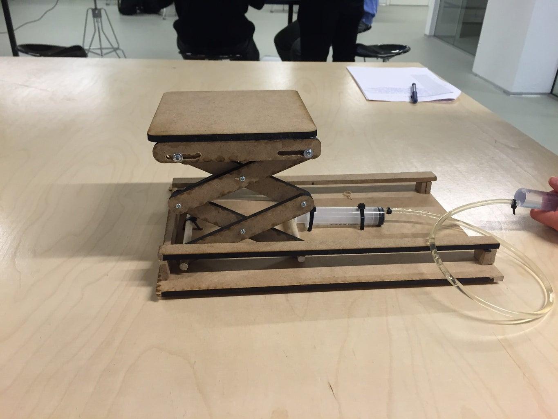 DIY - Scissor Lift