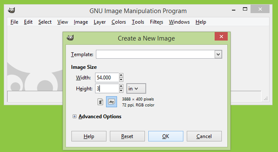 Create Your Image File for the Design