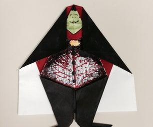 Origami Dracula