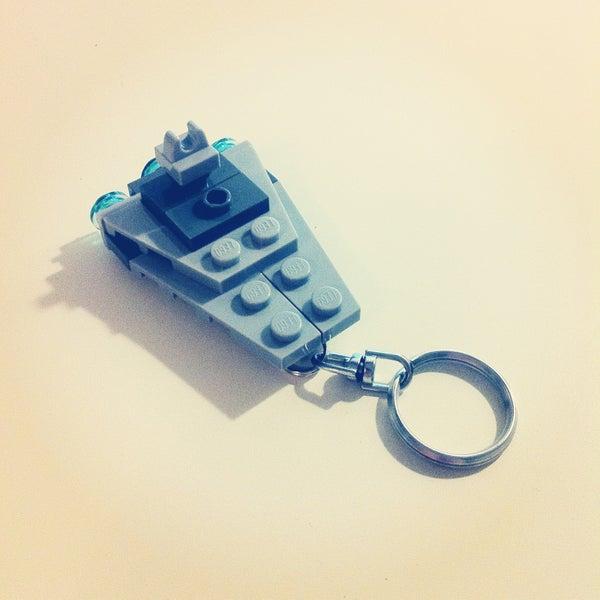 How to Make a (Good) LEGO Keychain