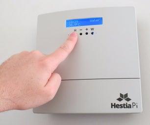 HestiaPi - Open Smart Thermostat