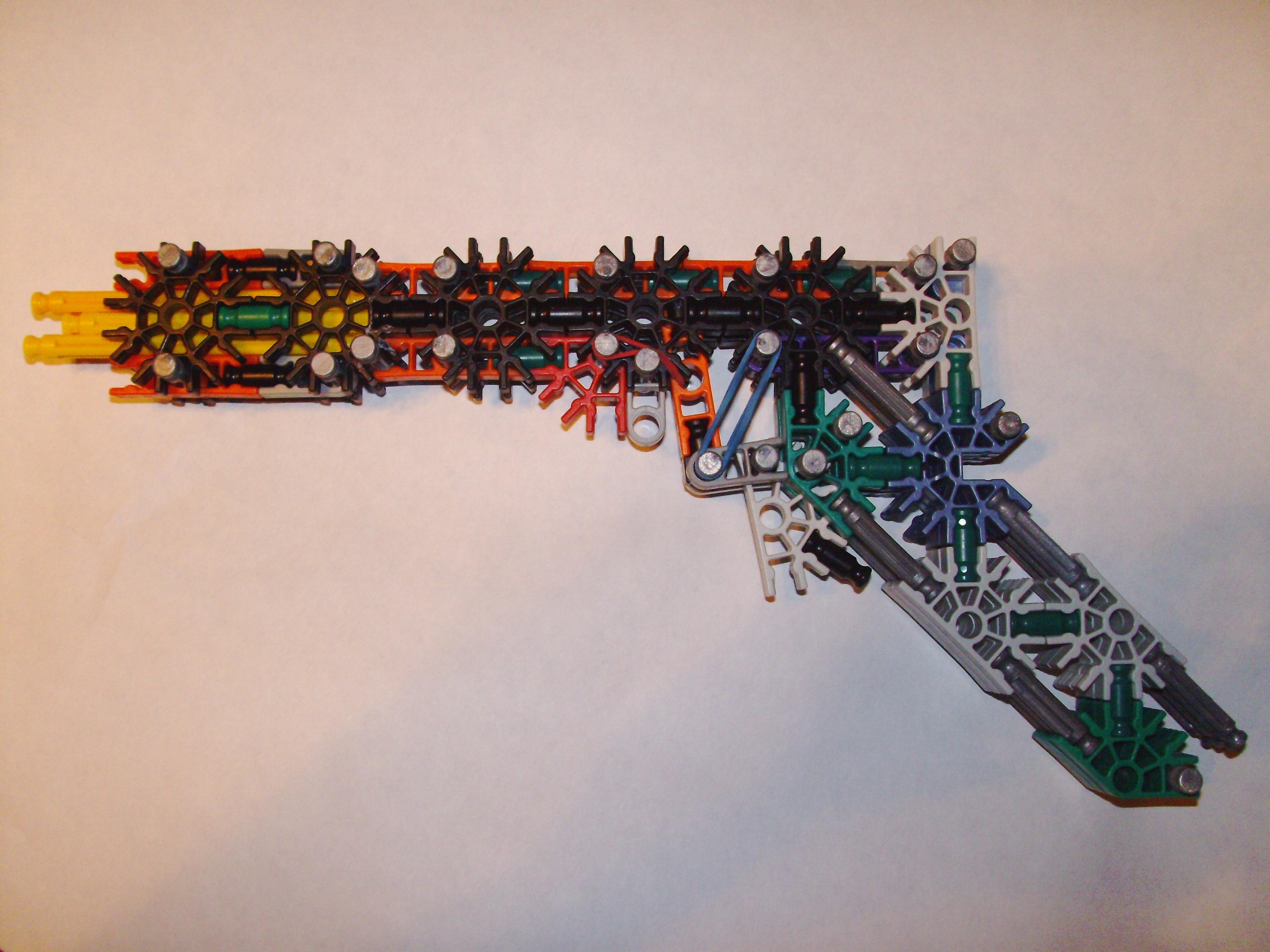 SLIM- Knex Shotgun