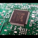 How to Solder surface mount IC chips (pin sweeping)