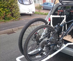 In Car Cycle Carrier