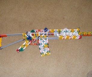 K'nex AK-74u