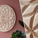 Plywood Mandala Carving Without CNC Machine