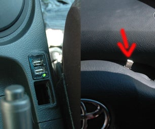 Add powered USB ports to your car