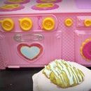 Pumpkin Scones ~ Lalaloopsy Baking Oven