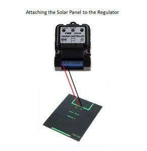 Wiring - Part 3 Solar Panel