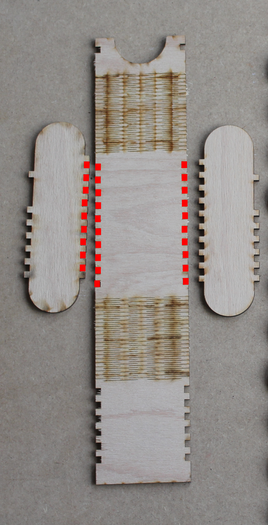Gluing Wooden Parts I