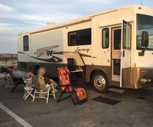 How to Get an Outdoor TV on Your RV the Easy Way