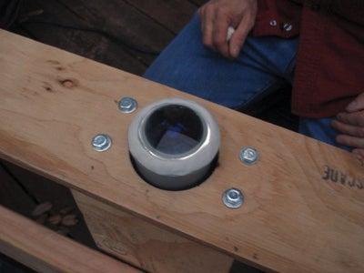 Installing the Lens Mount