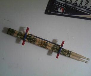 Knex Drum Stick Holder