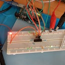 74HC595 Shift Register With Arduino Uno