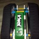 Knex Tank
