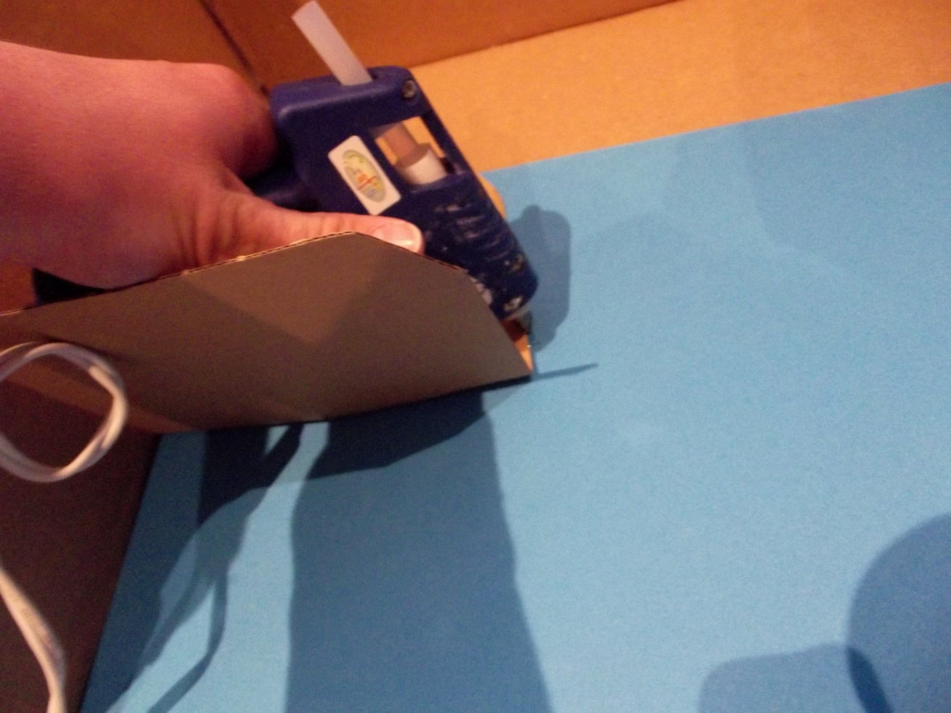 Gluing the Constructions Paper:
